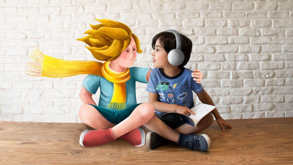 قصه صوتی کودکانه