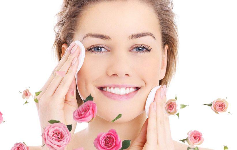بررسی ارتباط گلاب و زیبایی پوست