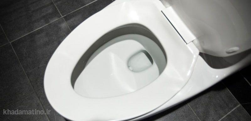 بوی بد فاضلاب توالت