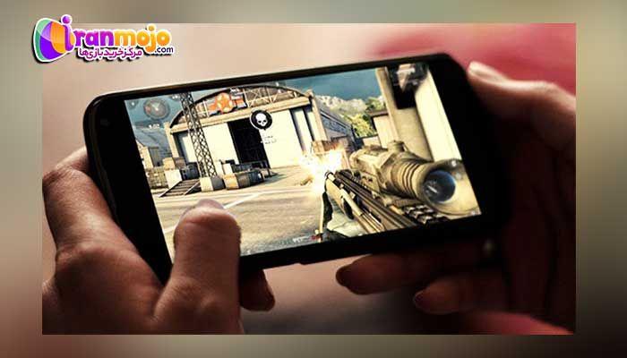 بازی های موبایلی جهان