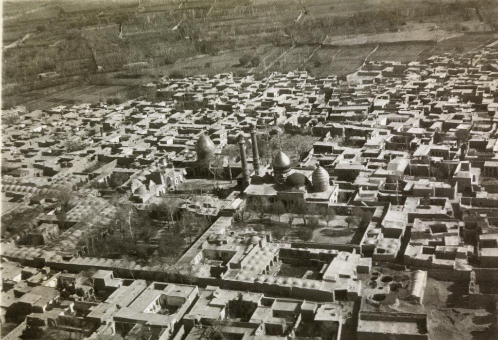 خیابان های تهران قدیم