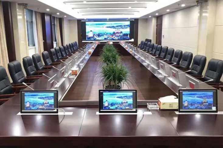 سیستم کنفرانس شرکت طنین سیما