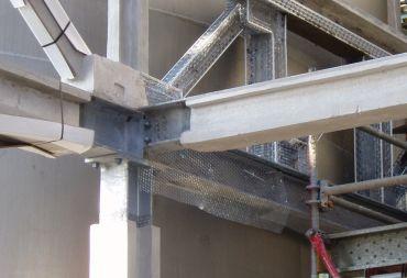 پوشش ضد حریق پایه سیمانی و معدنی