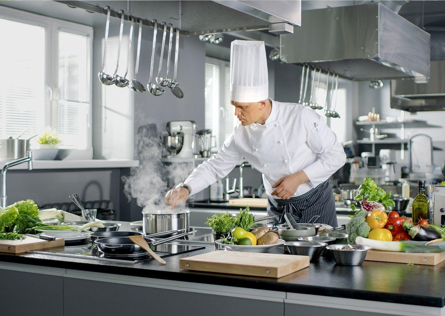 مدیریت آشپزخانه رستوران