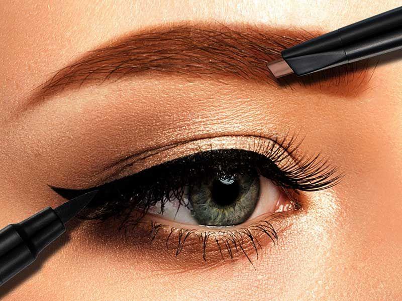 بهترین محصولات آرایش چشم