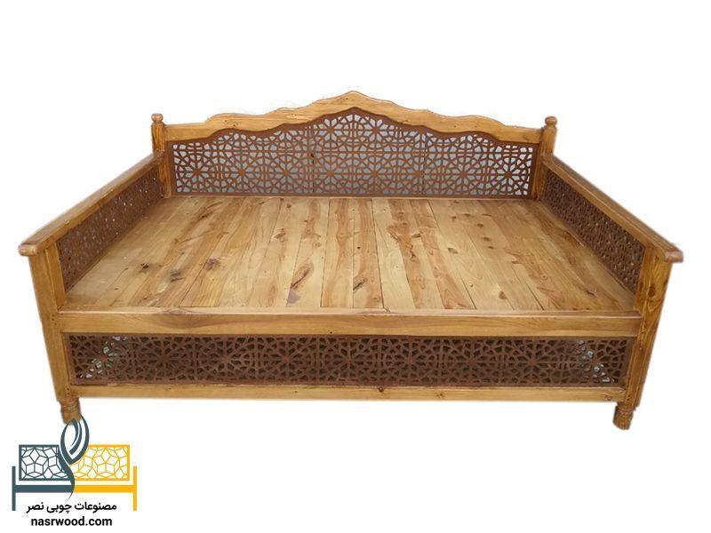 تخت سنتی نصر