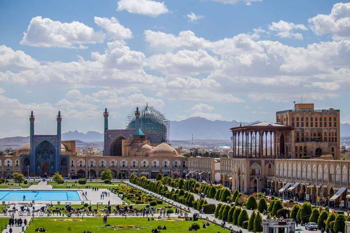 جاهای دیدنی اصفهان سفرزون