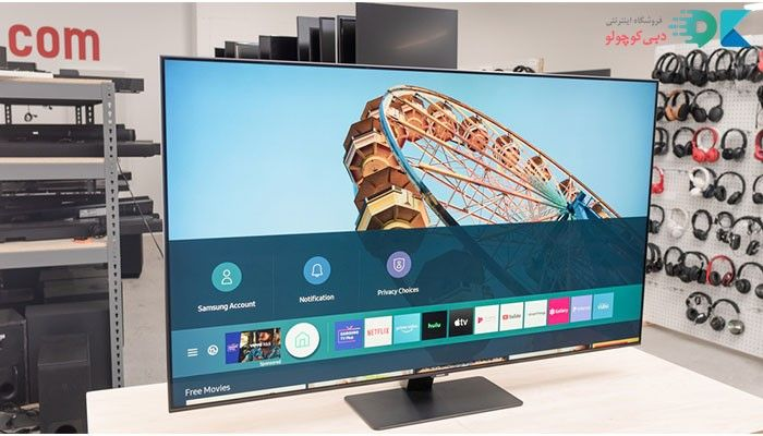 تلویزیون QLED 65 اینچ سامسونگ 65Q80T