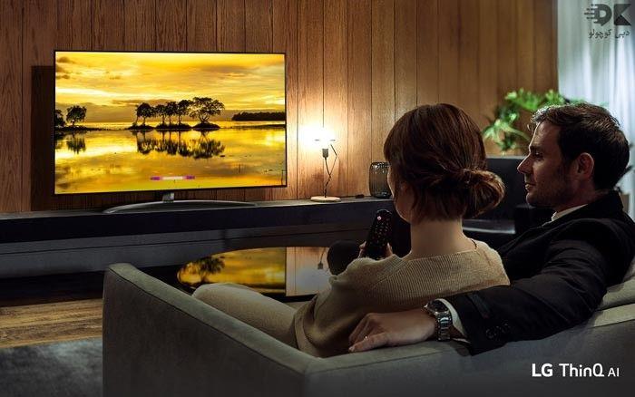 تلویزیون ال جی 55SM9000