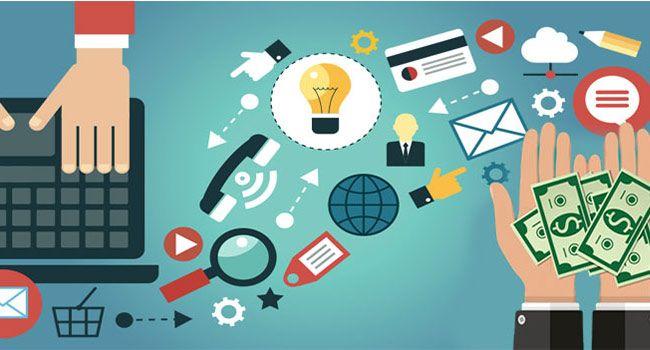همکاری در فروش اینترنتی