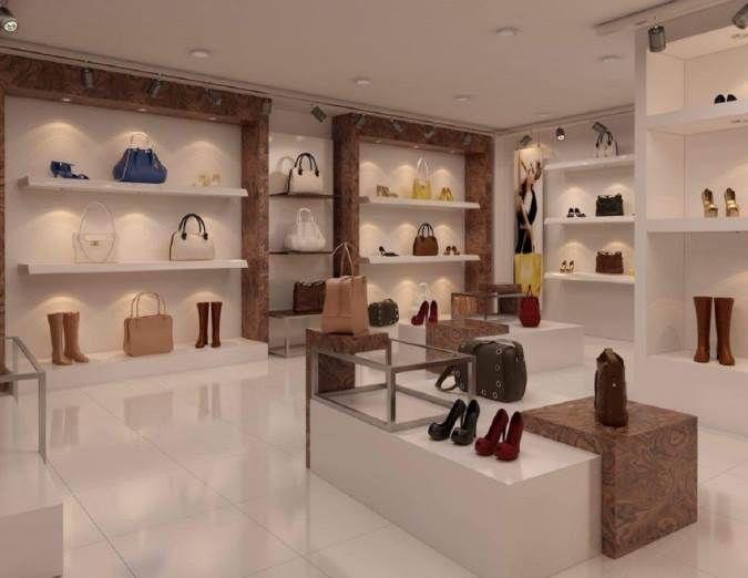 ایده طراحی دکور مغازه