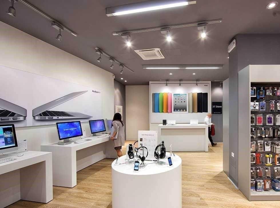 طراحی دکور مغازه کوچک