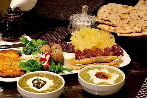 افطار چی بخوریم