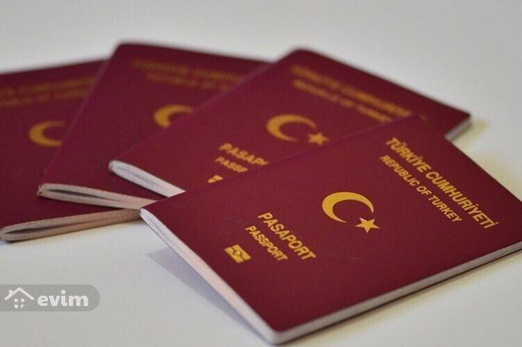 اخذ پاسپورت پس از خرید ملک در ترکیه