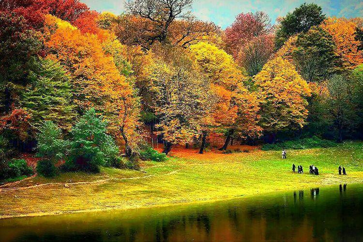 پاییز کدام شهر ایران زیباتر است