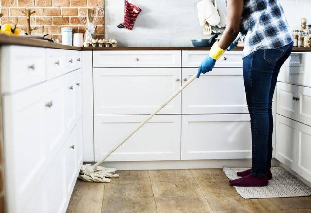 خانه ای همیشه مرتب و تمیز با خدمات نظافت منزل آریاپاک