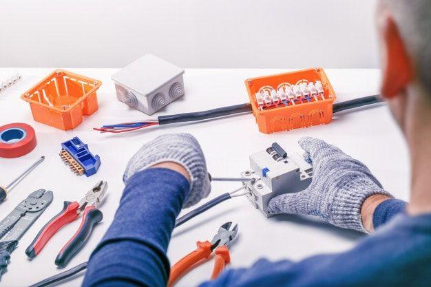 شغل برق ساختمان
