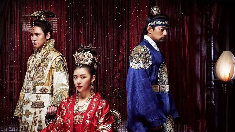 سریال کرهای ملکه کی
