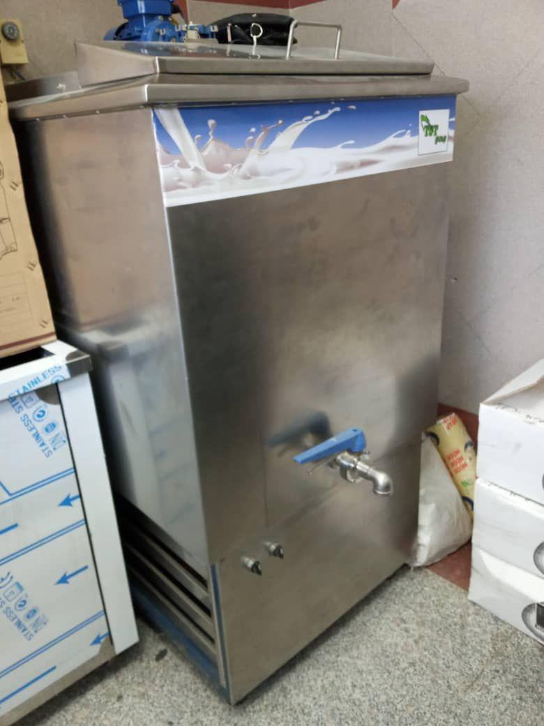 شیر سرد کن صنایع برودتی اورست