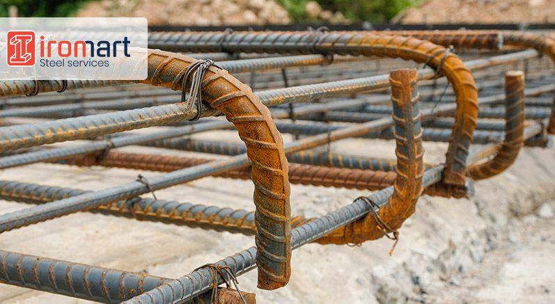 چرا استفاده از میلگرد در ساختمان سازی رواج پیدا کرد؟