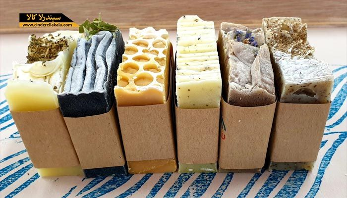 فروش صابون گیاهی
