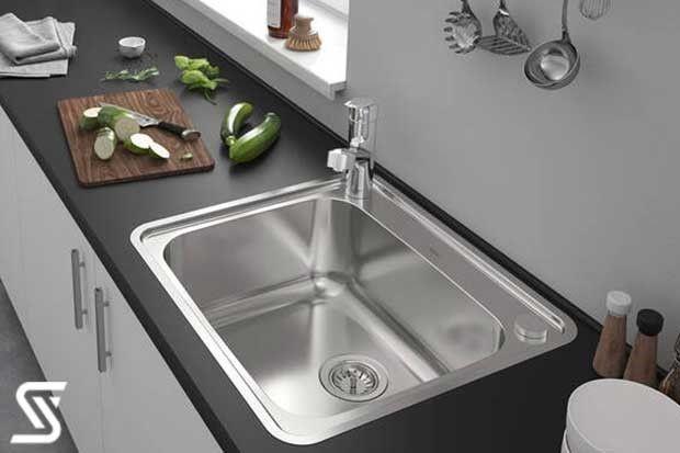 سینک ظرفشویی معمولی