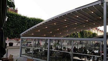 نمونه سقف متحرک پادناتنت