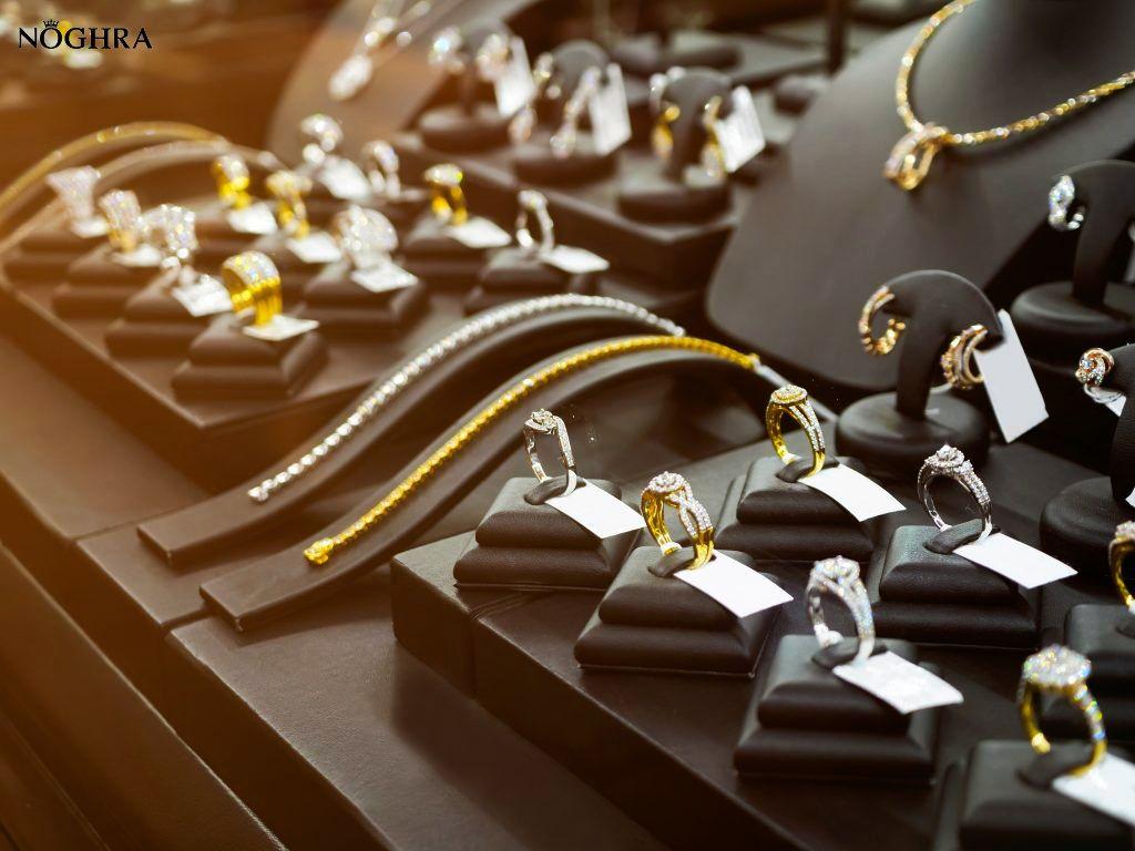 انواع رنگ طلا و نقره