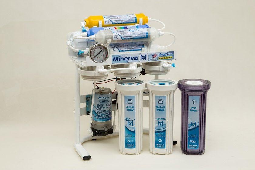 خرید دستگاه تصفیه آب از مینروا فیلتر در فروش ویژه