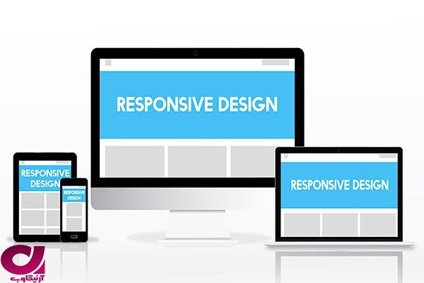 طراحی قالب ریسپانسیو