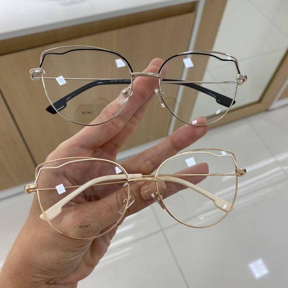 بهترین مدل های عینک برای خانمها
