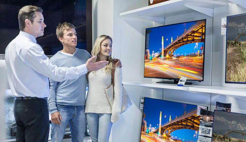 برای خرید تلویزیون چقدر باید هزینه صرف کنم؟