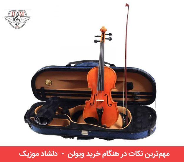 بهترین قیمت ویولن در دلشاد موزیک