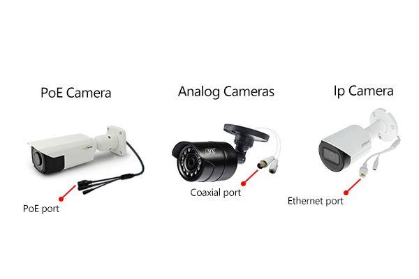 مزایا و معایب دوربین های ip  و آنالوگ