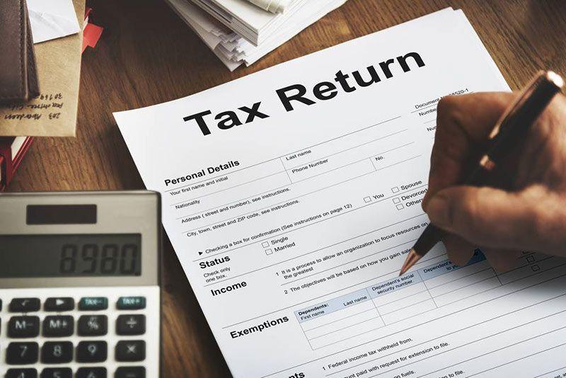 نحوه تنظیم اظهارنامه مالیاتی