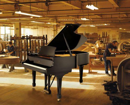 نگهداری و سرویس پیانو